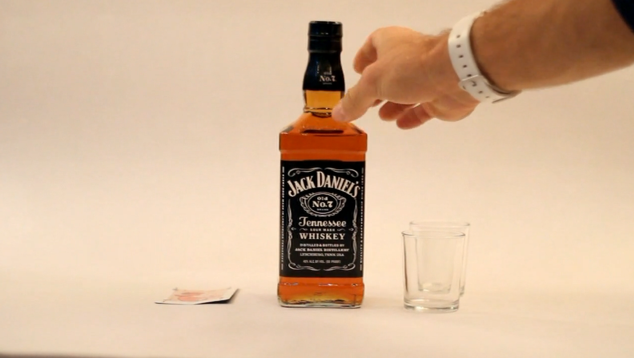 The Whisky Water Trick