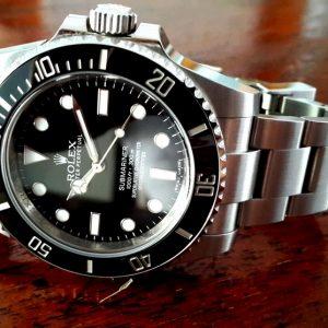 Rolex Submariner 114060 Nodate 43_resize