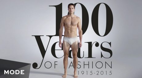 100 years fashion