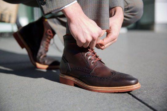 Dress boot