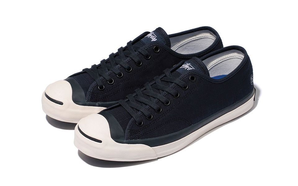 Stussy x Converse Jack Purcell 1