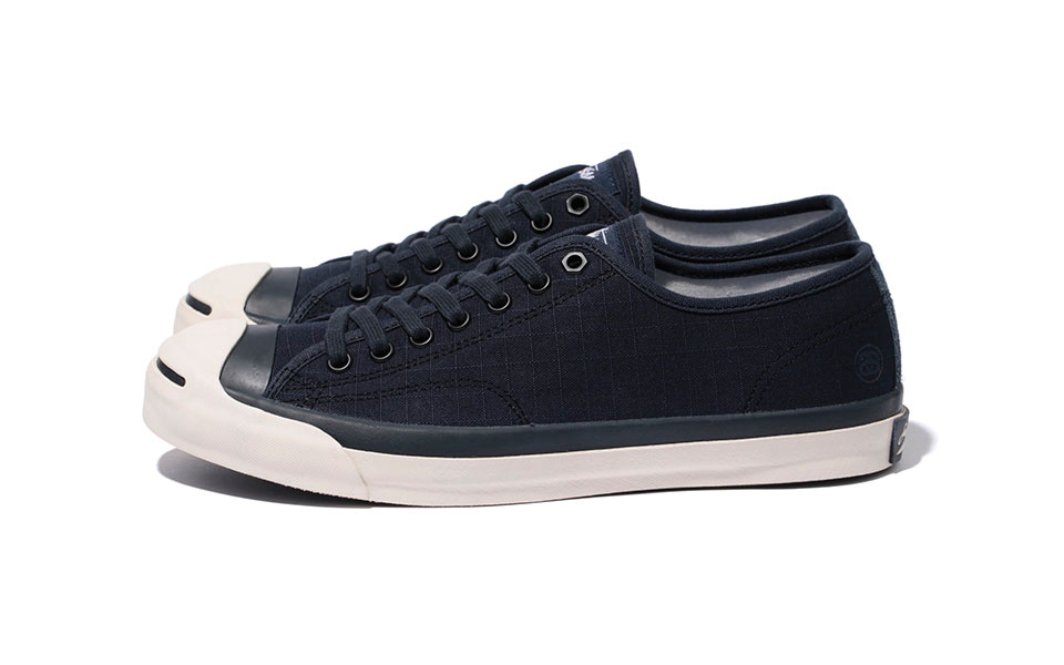 Stussy x Converse Jack Purcell 2