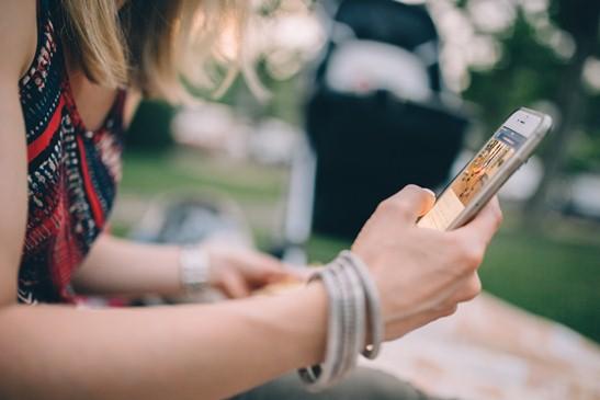 Money life smartphone girl woman