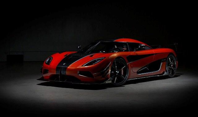 Koenigsegg Agera Final 4