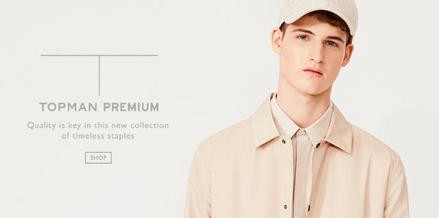 TOPMAN Premium