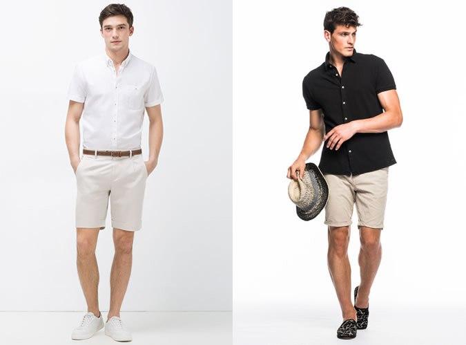 short shirt shorts 2
