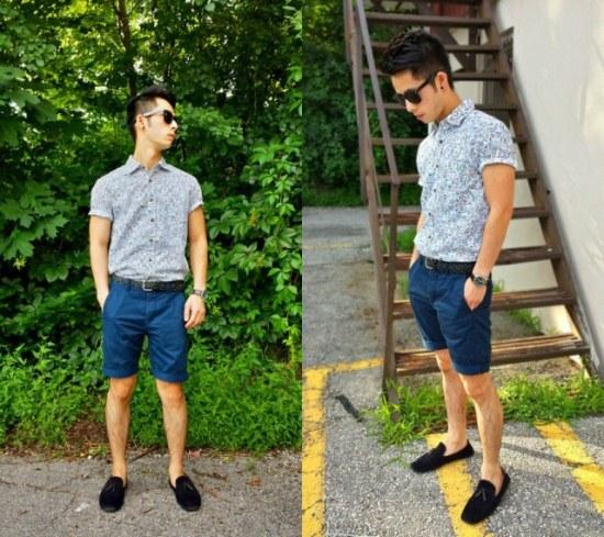 short shirt shorts 4