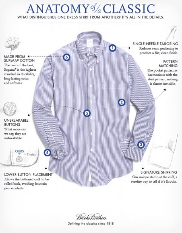 Brooks Brothers OCBD-Oxford-Cloth-Button-Down