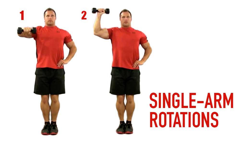 single-arm-rotation