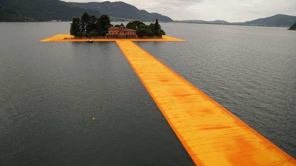 Floating-Pier