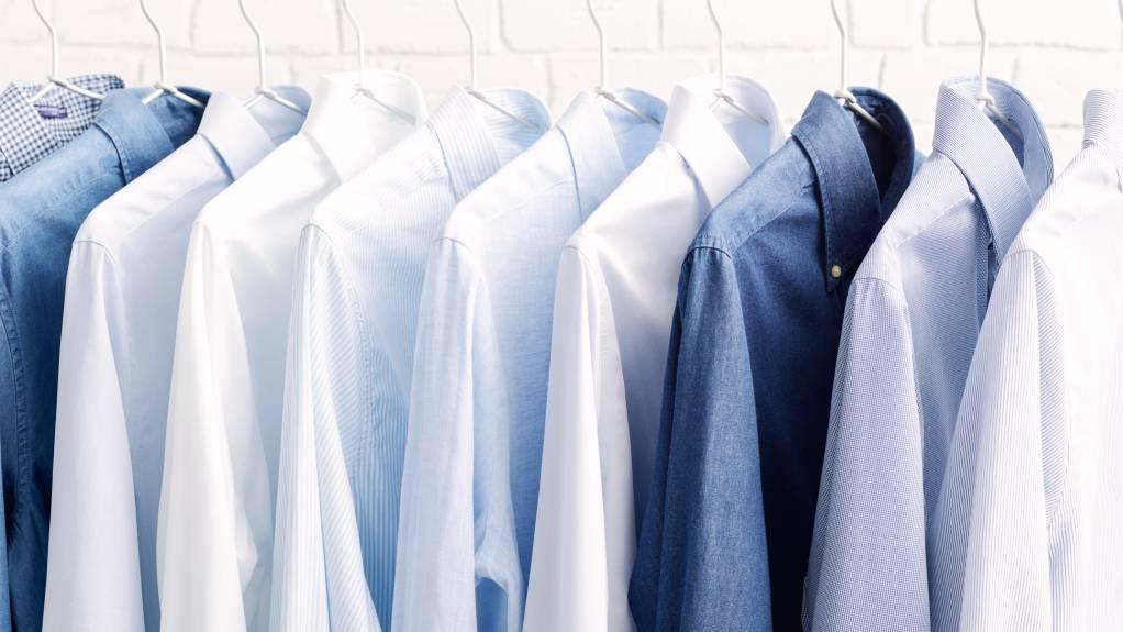 การ ดูแลเสื้อผ้า เสื้อเชิ้ต