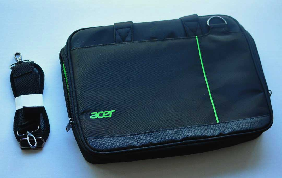 notebook bag acer