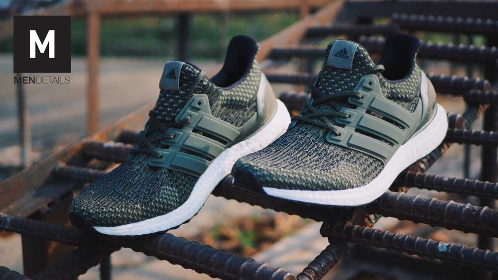 Adidas Ultra Boost 3.0 Trace Cargo Military Green Size 8.5 Shopee PH