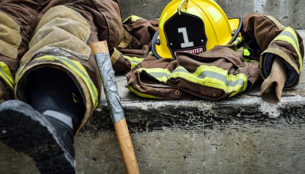 ทิ้งผู้ชาย Life Work Fireman