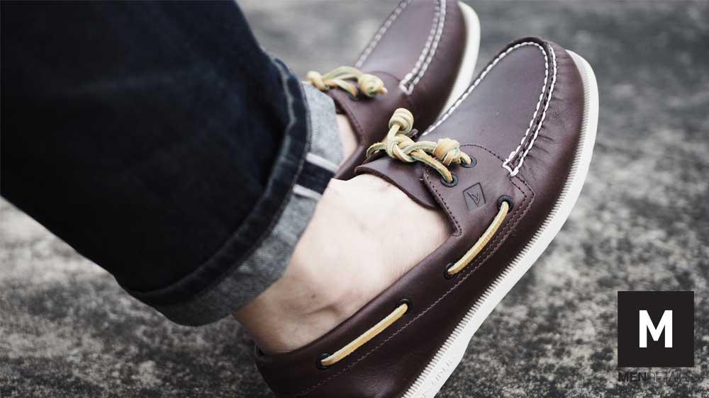 รองเท้า Boat Shoes Sperry