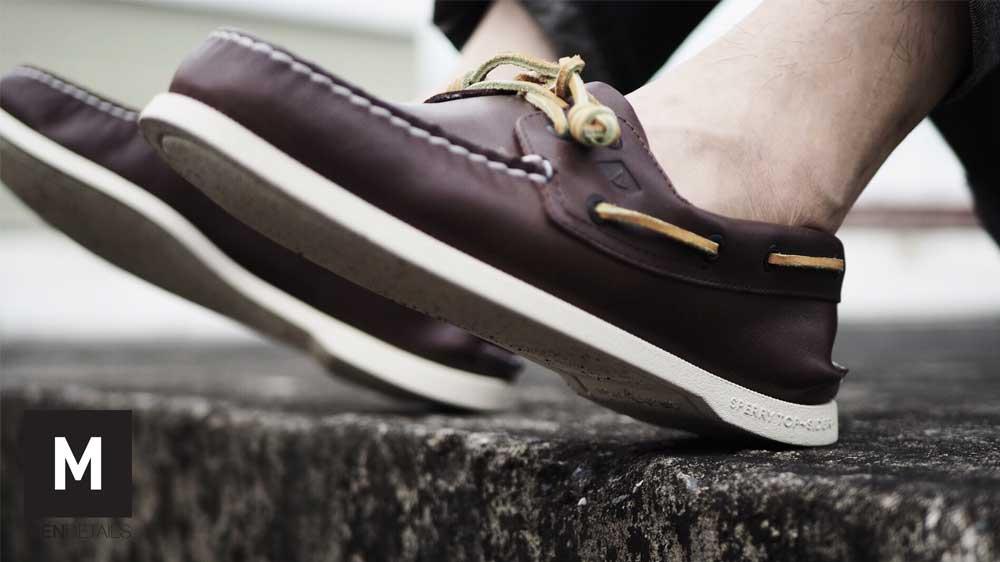 รองเท้า Boat Shoes