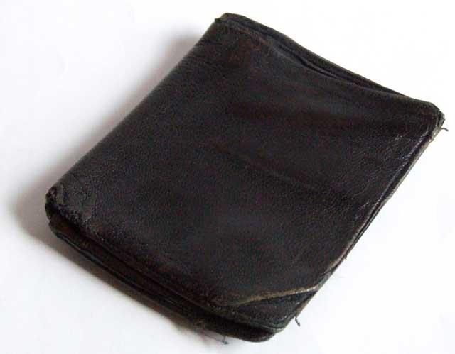 วิธีใช้กระเป๋าสตางค์
