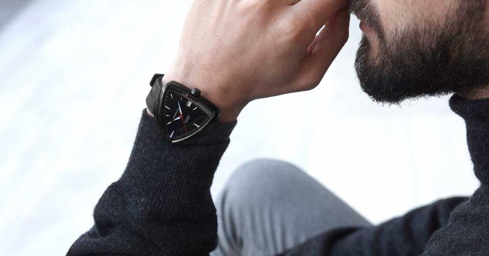 นาฬิกา Hamilton Ventura