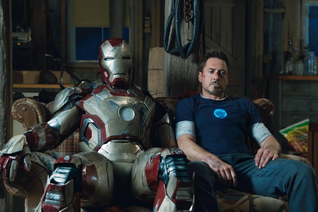 โรเบิร์ต ดาวนีย์ จูเนียร์ (Robert Downey Jr.)