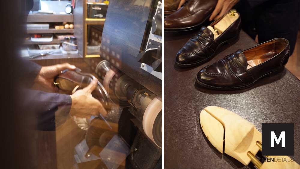 ร้านซ่อมรองเท้า RESH Thailand