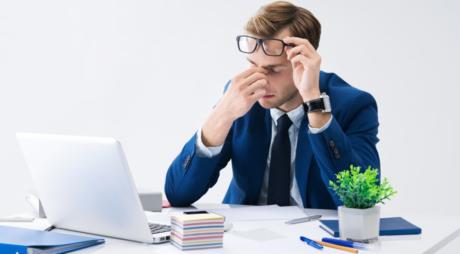 หมดไฟในการทำงาน Burnout Syndrome
