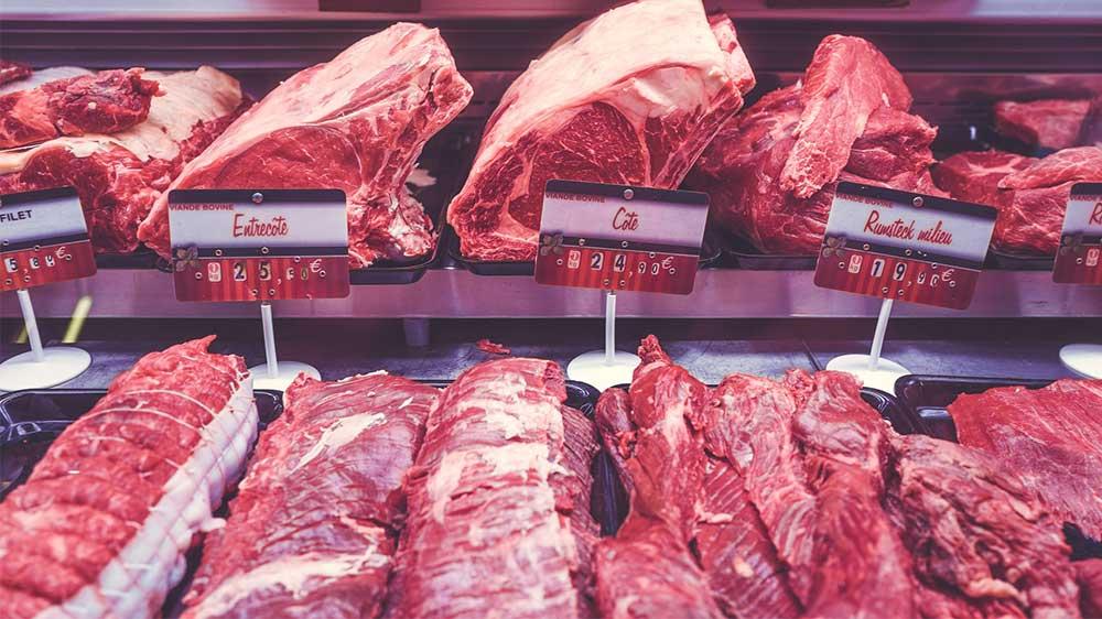 คนจีนไม่กินเนื้อ