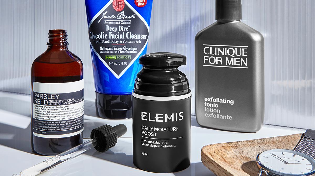 Skincare สำหรับผู้ชาย