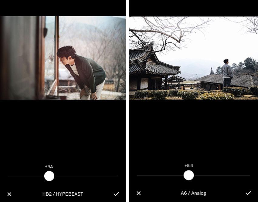 แต่งรูปคุมโทน