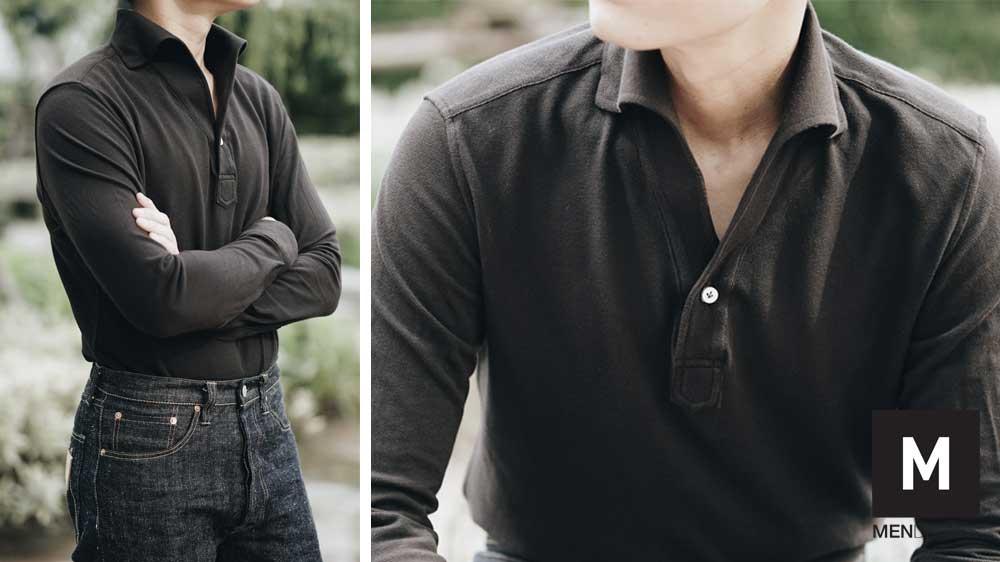เสื้อโปโล Yeossal