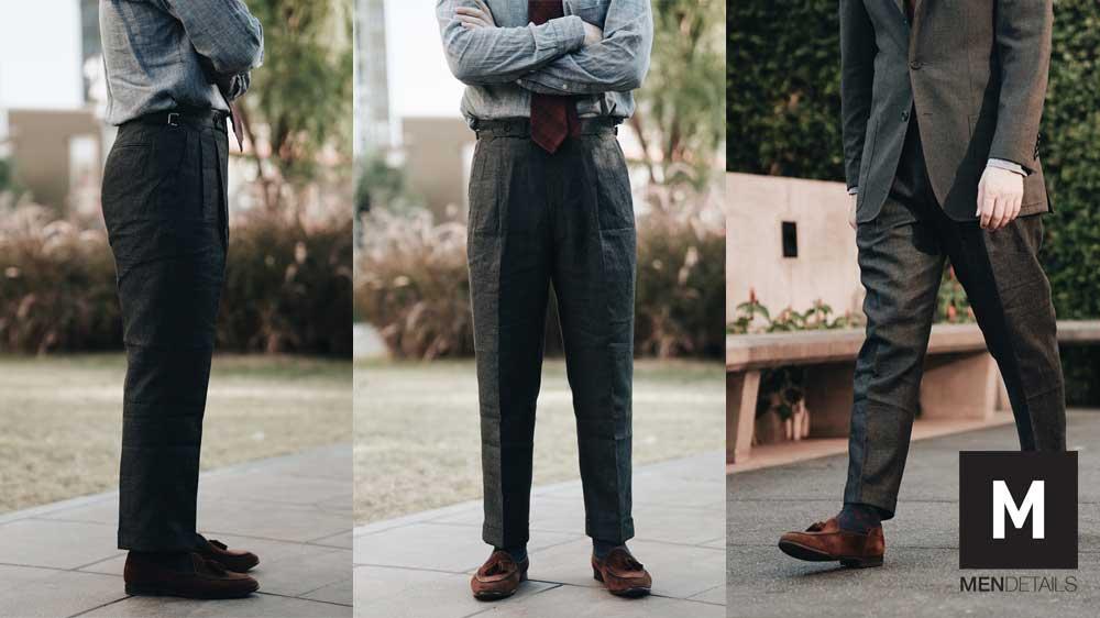 ตัดกางเกงผู้ชาย