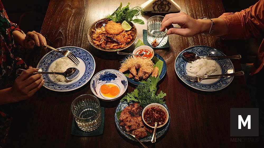 อาหารไทย-บูรพา