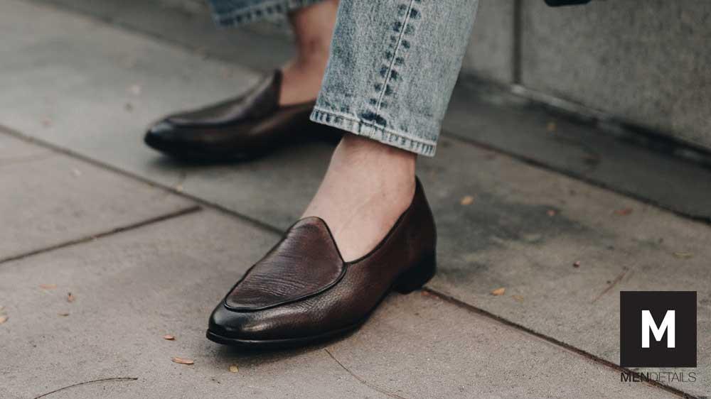 Berwick Belgian loafers