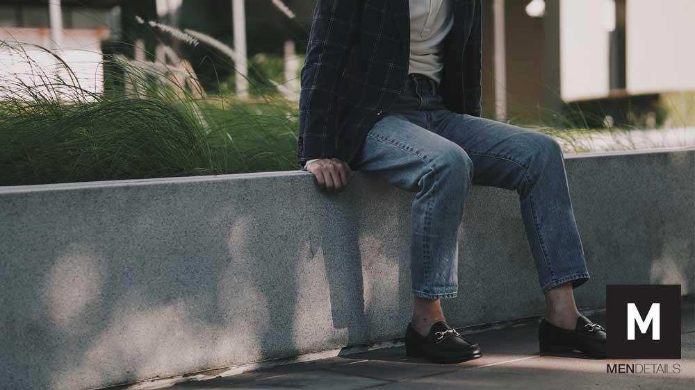 กางเกงยีนส์ Uniqlo
