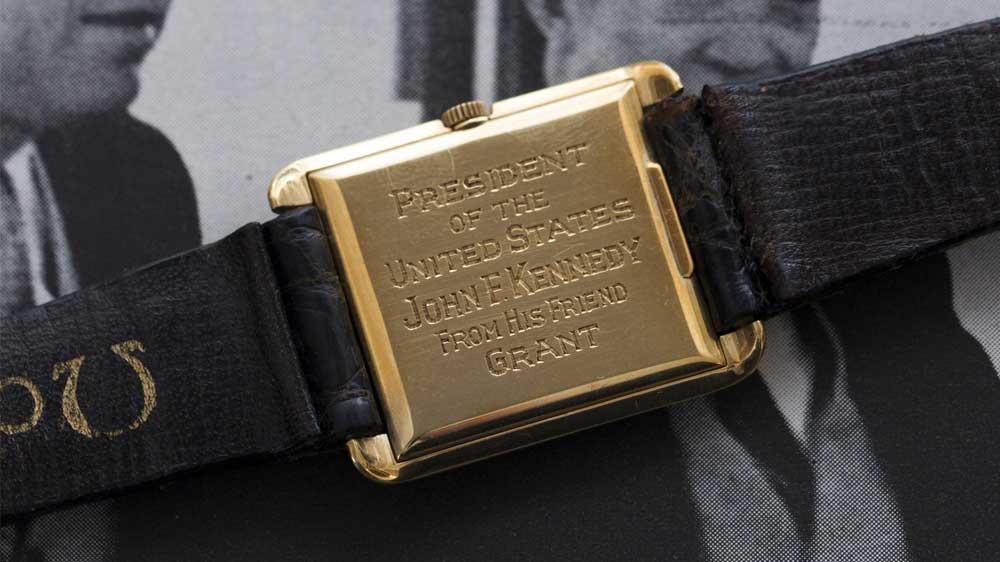 นาฬิกา omega John F Kennedy