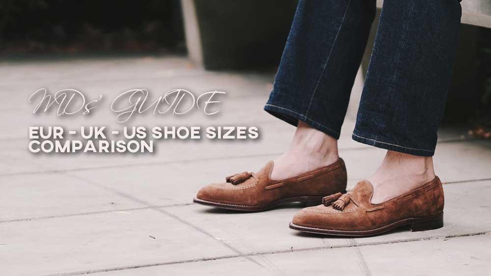 เทียบเบอร์รองเท้า