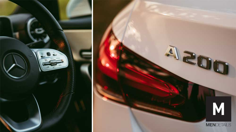 Mercedes-Benz A200 AMG