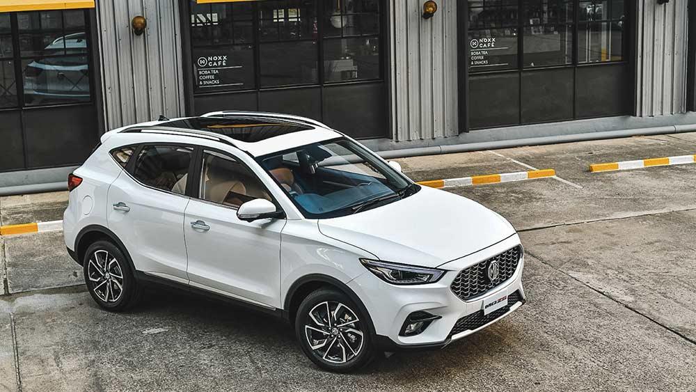 รถยนต์ New MG ZS 2020