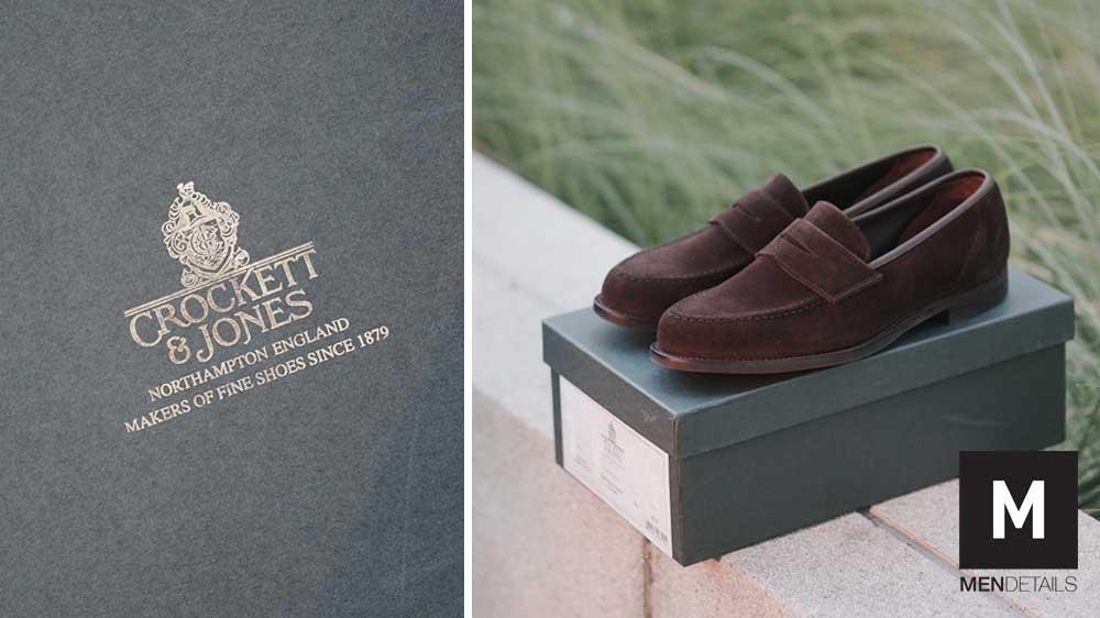 รองเท้าหนัง Crockett & Jones