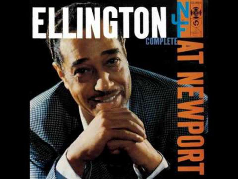 Ellington at Newport เพลง jazz ฟังง่าย