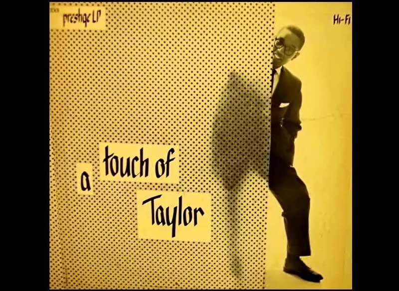 a touch of Taylor เพลง jazz ฟังง่าย