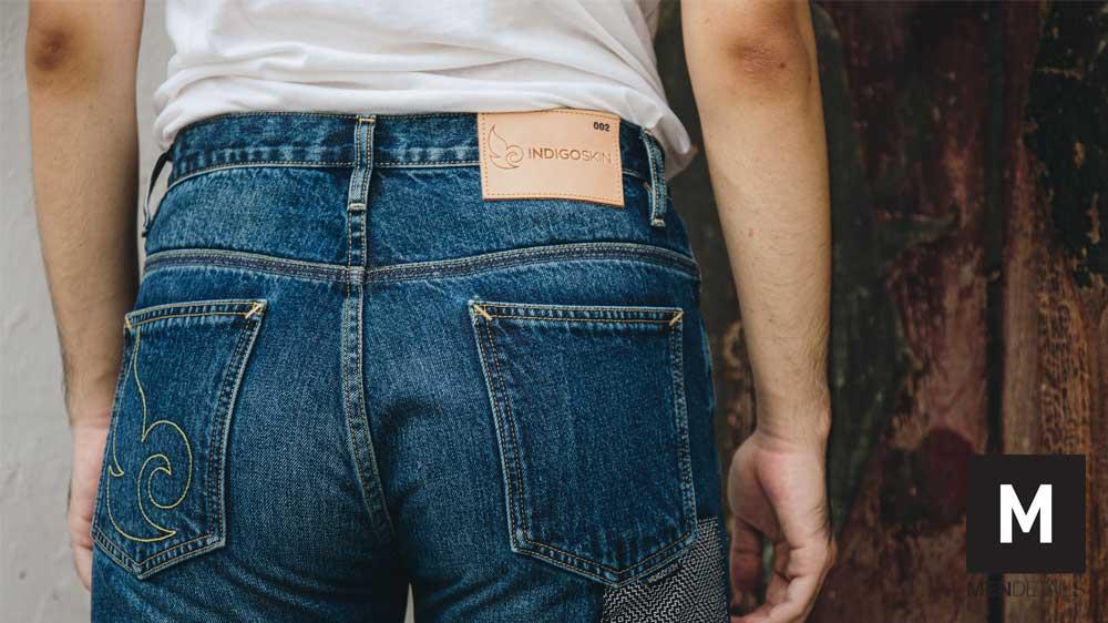 01-กางเกงยีนส์-ผ้าฟอก-Washed-Jeans-Indigoskin-Woven-In-Time-MAY20