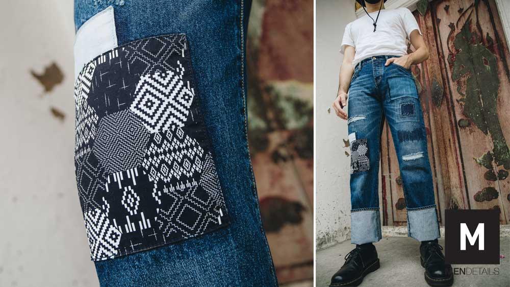 02-กางเกงยีนส์-ผ้าฟอก-Washed-Jeans-Indigoskin-Woven-In-Time-MAY20