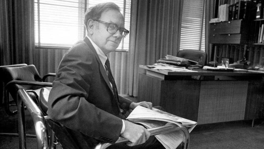 ลงทุนระยะยาว Warren Buffett