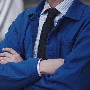 05-เสื้อ-French-Jacket-Vintage-Bleu-de-Travail-Chore-JUNE20