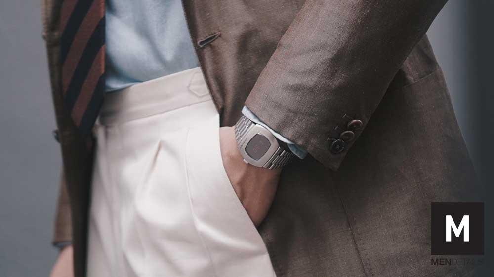 นาฬิกา Hamilton PSR