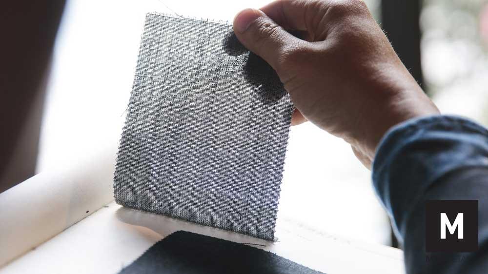 ผ้าตัดกางเกง Echizenya