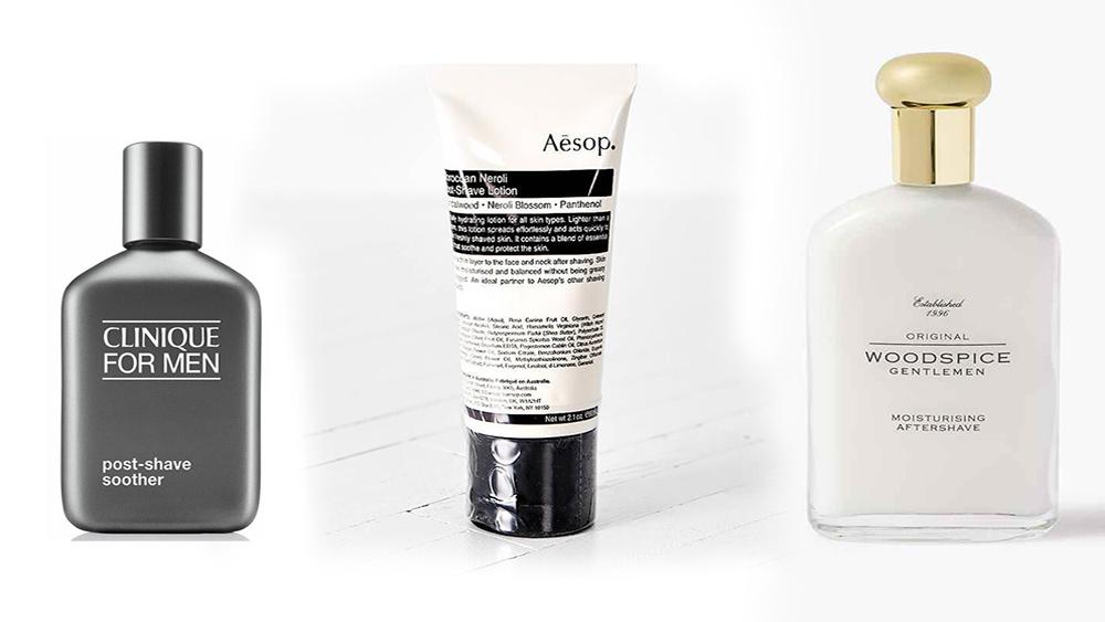 ใช้-aftershave-product-men